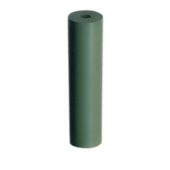Pulidor cilíndrico verde abrasivo EDENTA
