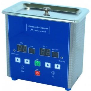Lavadora ultrasonidos Eumax 0.7 l.