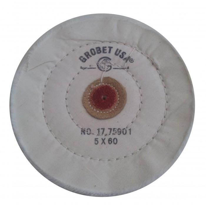 Disco de tela de algodón
