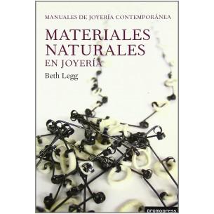 MATERIALES NATURALES EN JOYERIA