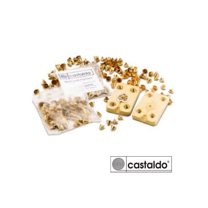 Centradores de moldes para caucho Castaldo