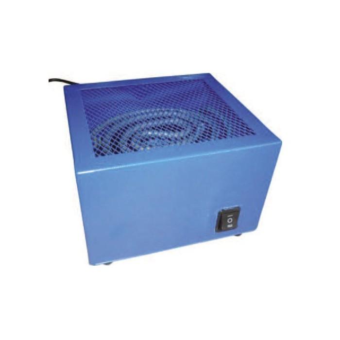 Secador de aire caliente