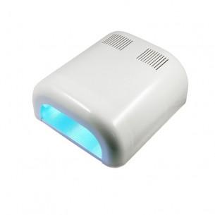 Lámpara rayos ultravioleta UV para secado de pegamentos y esmaltes