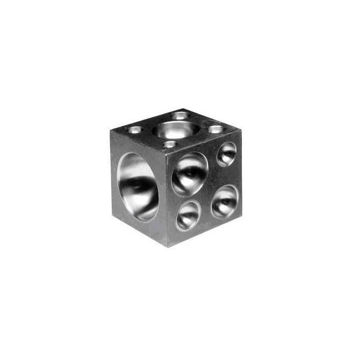 STAMPING STEEL BLOCK 55x55