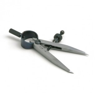 DICK TEMPERED STEEL JEWELLER COMPASS