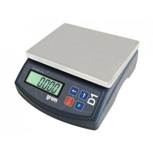 Balanza electrónica GRAM D1 1000 g.