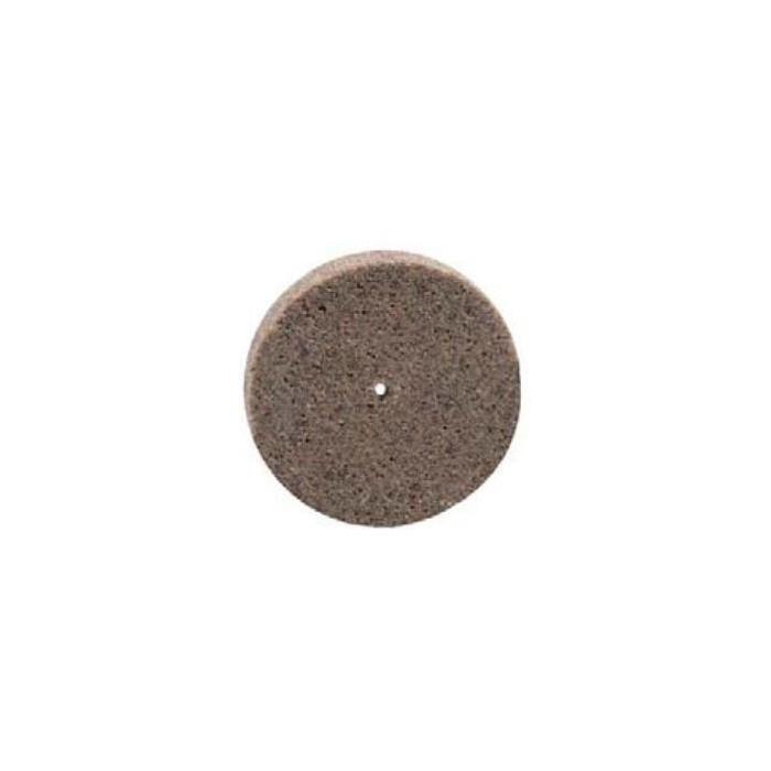 Pulidor disco marrón EDENTA 22x3mm