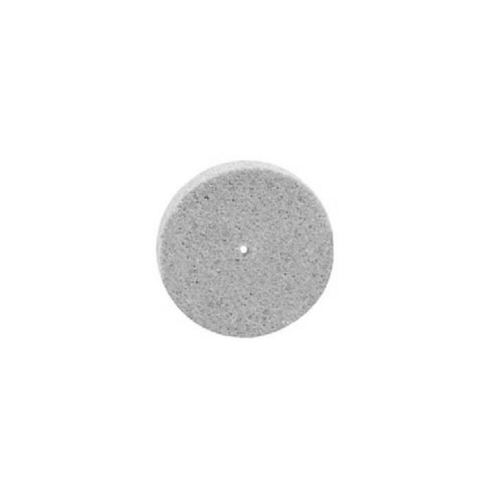 Muela disco blanco EDENTA 22x4 mm