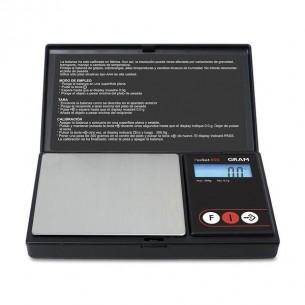 Balanza portátil 500g. / 0,1 g. Gram POCKET