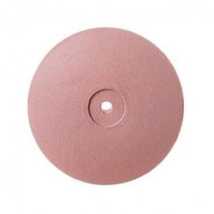 Pulidor lenteja rosa 22x3 mm