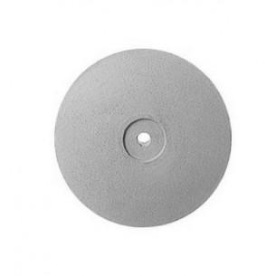 Pulidor piedra lenteja gris Edenta PC10-100 22x3 mm