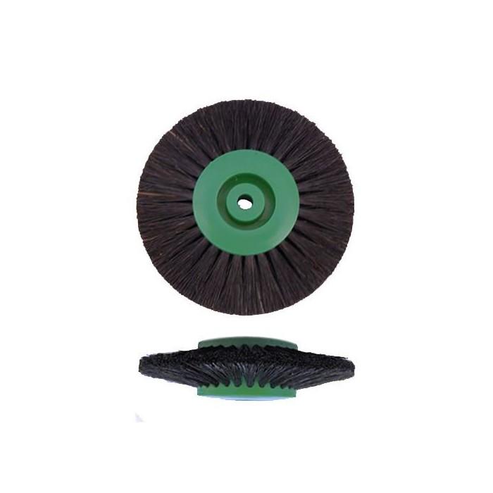 Cepillo Astro pulir verde cerda negra extra 80 D 4H