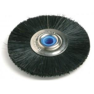 Cepillo Hatho 48 mm. pelo negro Mod. 121