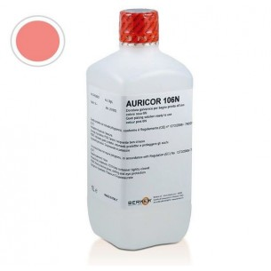 Baño oro rosa AURICOR 106 N 1 litro