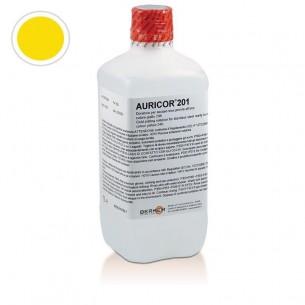 Baño oro AURICOR 201 AU 24CT 1 litro