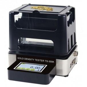 Balanza densímetro TS-300 pantalla táctil y control de temperatura