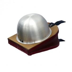 Fuelle de pie media bola de aluminio