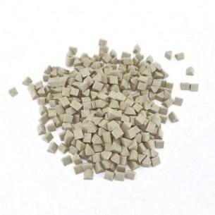Abrasivo cerámico 7x7 mm. para bombo de pulir 1 Kg