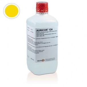 Baño de oro AURICOR 124 AU 24CT 1 litro