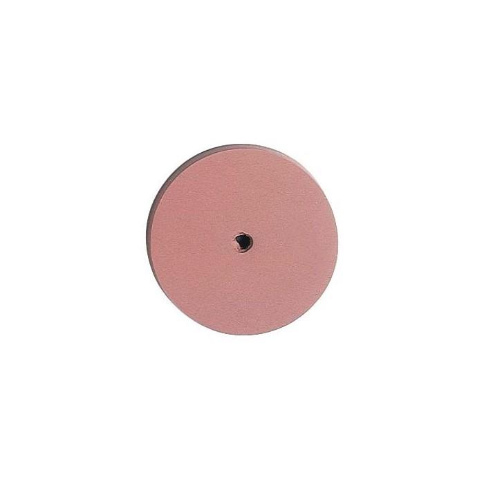 Disco rosa para brillo Edenta GOLDINO