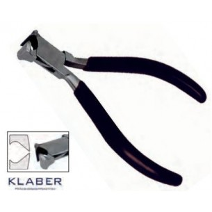 Alicate corte frontal 130 mm en acero KLABER