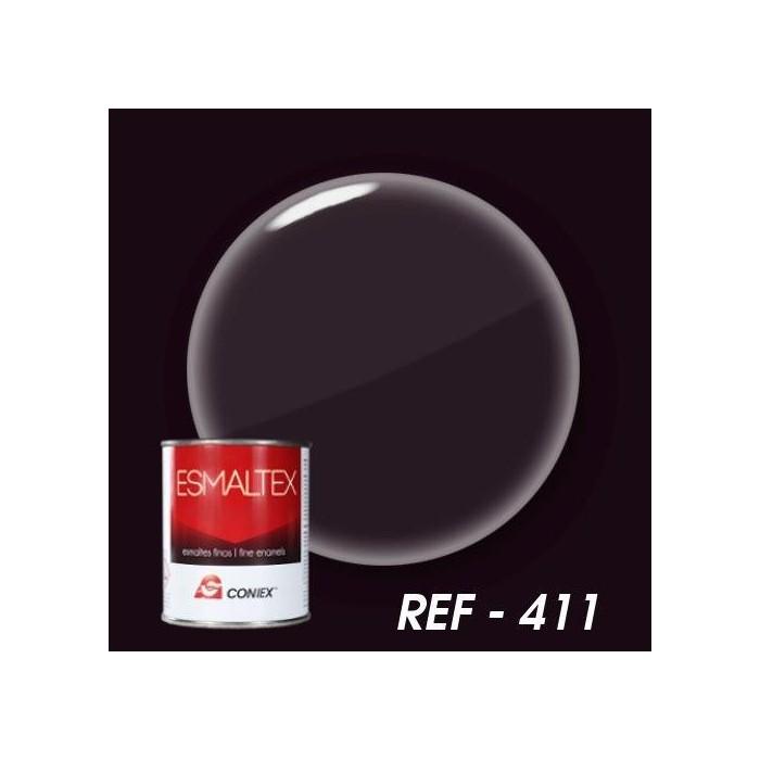 Esmalte bicomponente líquido ESMALTEX  lila 411 250 g.