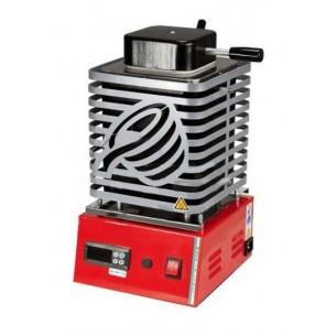 Horno fundir eléctrico digital Graficarbo 1 kg.