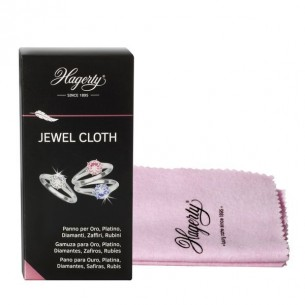HAGERTY SILVER & JEWEL CLOTH.