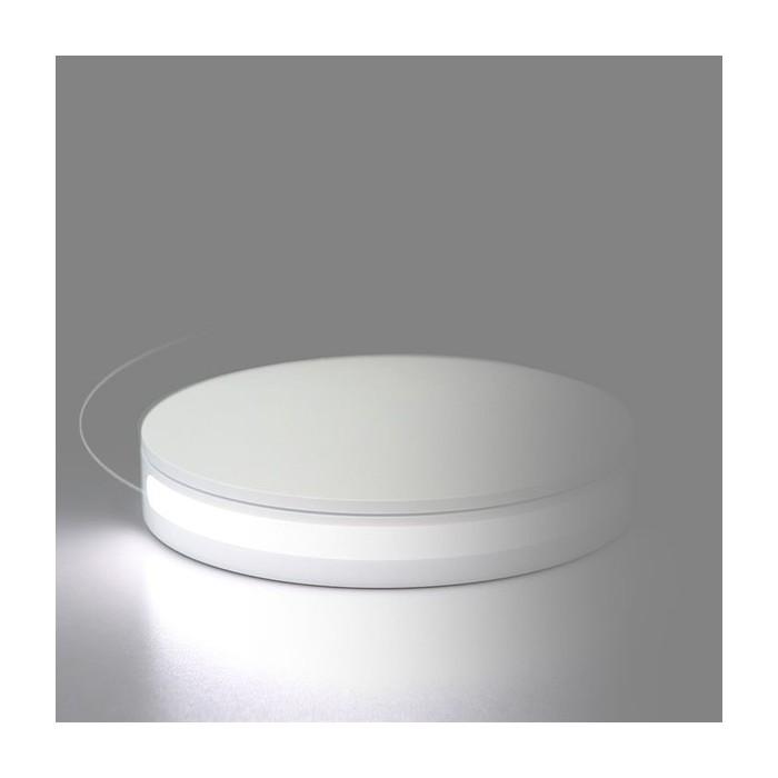 """Base giratoria LED 360º """"Foldio"""" 25 cm."""