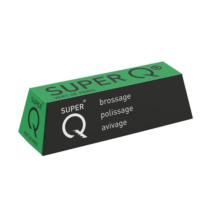 Pasta SUPER Q verde 125 gr.