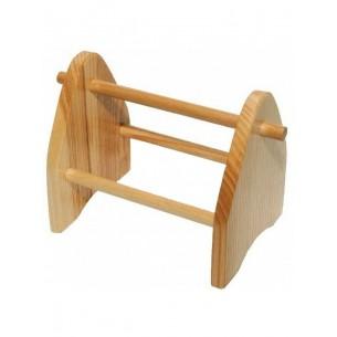 Soporte de madera para alicates