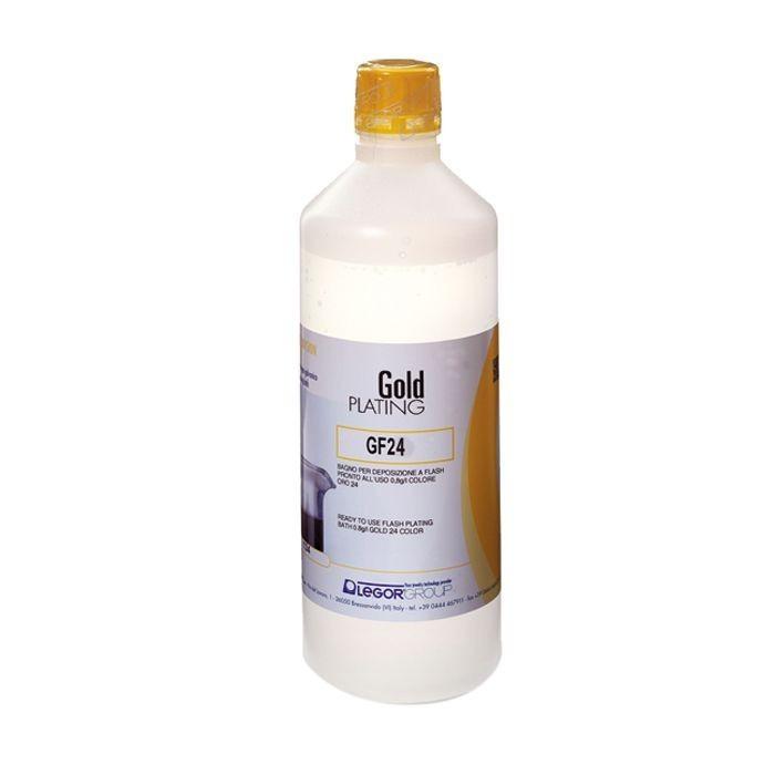 Baño de oro fino LEGOR GF24 1 litro