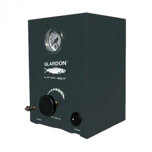 Sistema de grabado neumático Glardon Enset Compact
