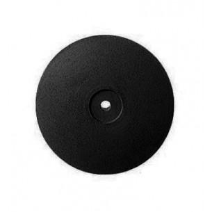 Muela lenteja negra EDENTA 22x3 mm