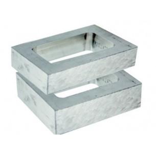 Marcos de moldes en aluminio Castaldo