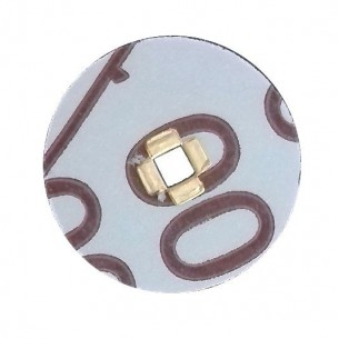Disco lija 22 mm. grano fino 11682