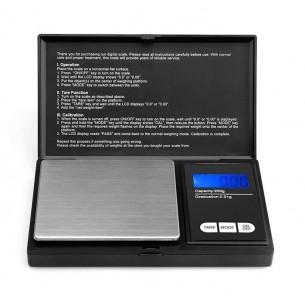 POCKET ELECTRONIC SCALE P-500/0,1 gr