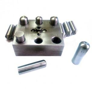 Cortadores con placas y centradores
