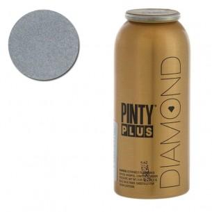 Pintura joyería spray PINTYPLUS Diamond Metalllic SIlver