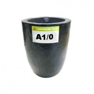 Crisol grafito SALAMANDER A-1/0