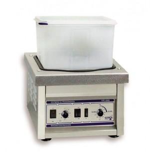 Pulidora magnética Estmon MT-300-A 1 CV con regulador y extractor
