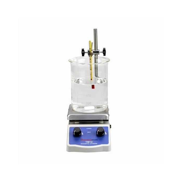 Agitador magnético con calefacción para baños 220V