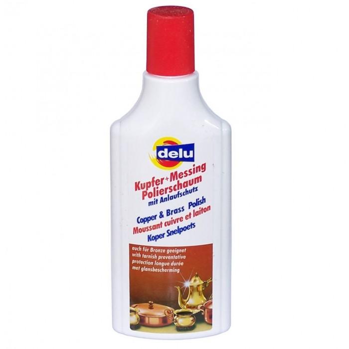 Espuma limpia cobre- latón 150 ml
