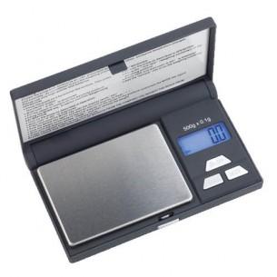 Balanza electrónica de bolsillo OHAUS 500/0.1 gr