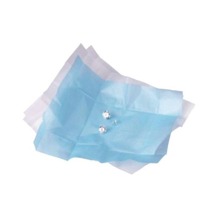Carpeta universal papel para brillantes Azul / Azul 25 unidades