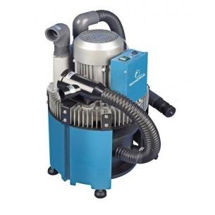 Aspiración humeda para equipos dentales C2 para 1 ó 2 equipos