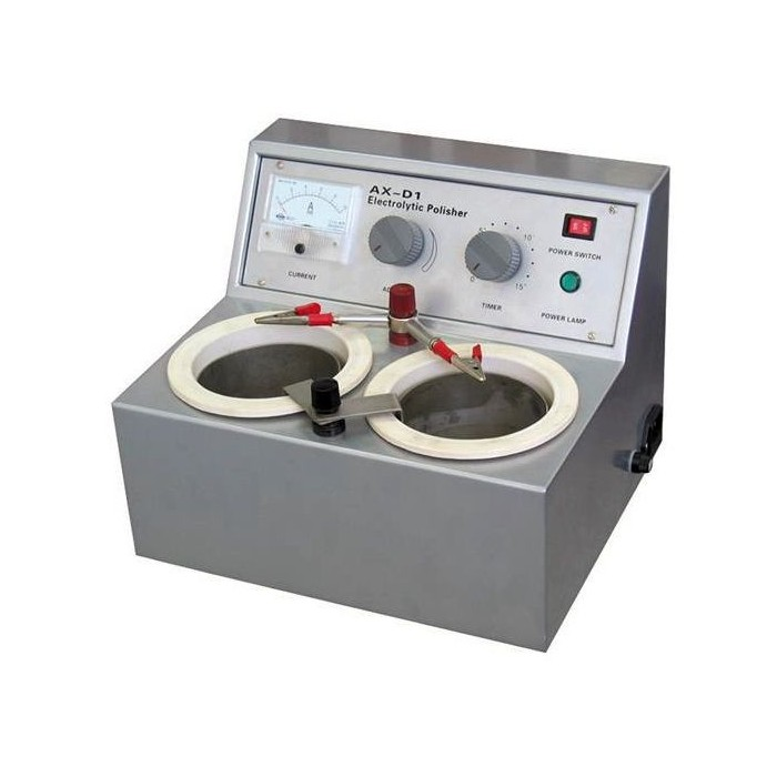 Baño electrolítico de doble brazo
