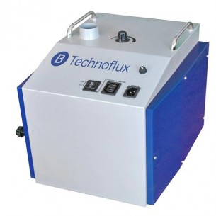 Aspiración portátil laboratorio encendido sincronizado Technoflux