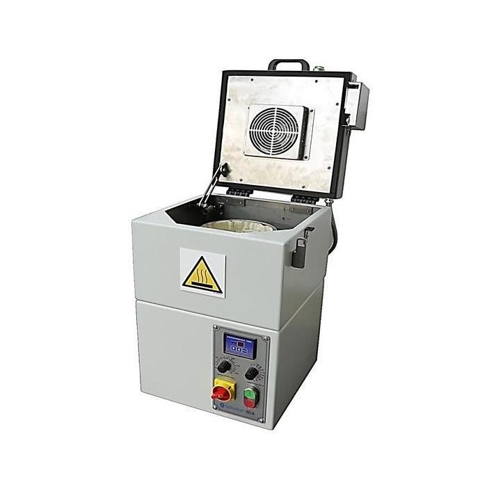 Secadora centrífuga con calefación 1000W Technoflux SC-4