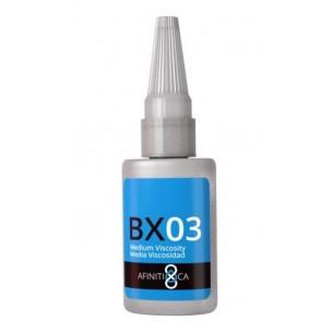Adhesivo Afinitica BX03 20 g. de bajo olor